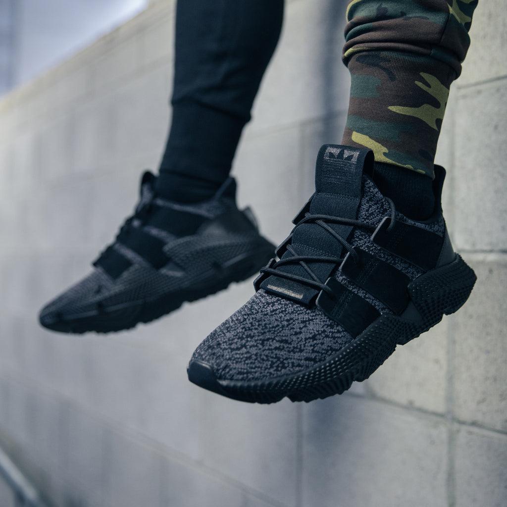 Adidas Originals Prophere Black/Black/Red