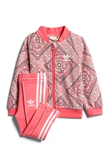 Adidas GRPHC SST Track Suit Multi-coloured