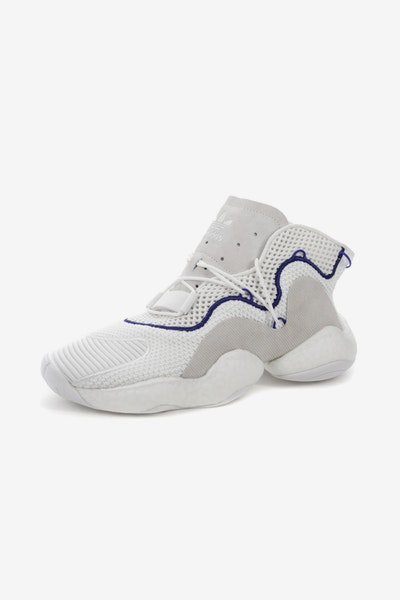 Adidas Originals Crazy BYW LVL 1 White/White