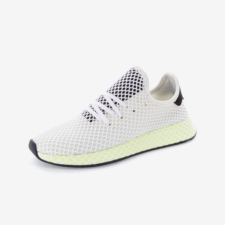 76ba770ab Adidas Originals Deerupt Runner White Black