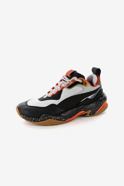 Puma Thunder Electric Black/White/Orange