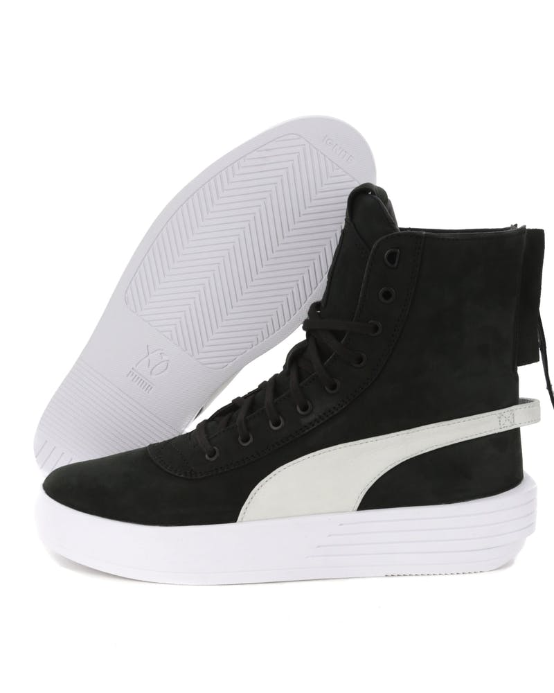 Puma XO Parallel Black/White