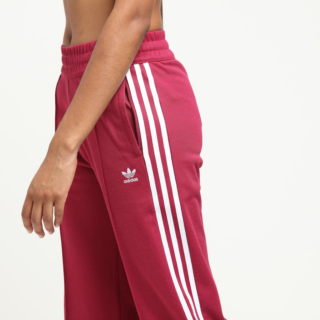 Adidas Women's Contemp BB Track Pant Rhubarb