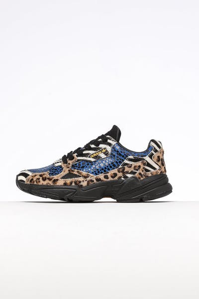 Adidas Women's Falcon Leopard/Multi-Coloured