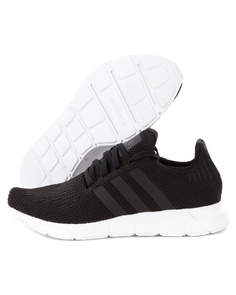Adidas Originals Swift Run Black/White