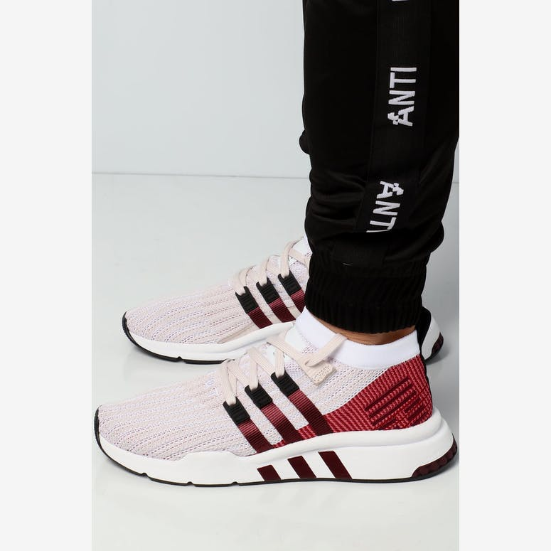 release date: 2e363 c90d6 Adidas EQT Support MID ADV White/Red/Black