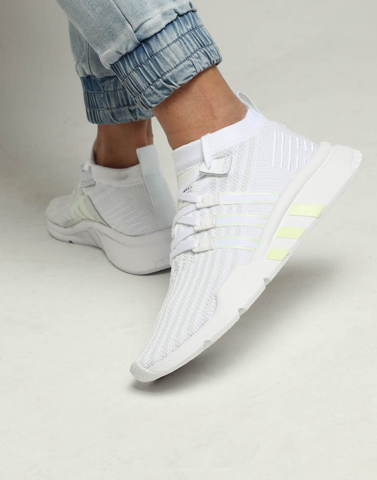 b7398427 Adidas EQT Support Mid ADV White/Yellow