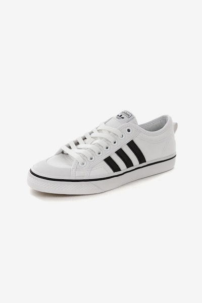 Adidas Nizza White/Black