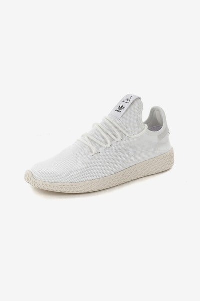 Adidas Originals Pharrell Williams Tennis HU Shoe White/White