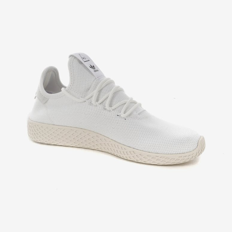 100% authentic e4a28 2ad70 Adidas Originals Pharrell Williams Tennis HU Shoe WhiteWhite