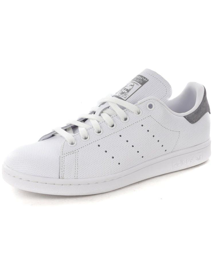 f54ae97ab3b Adidas Stan Smith White/Grey | B41470 – Culture Kings NZ