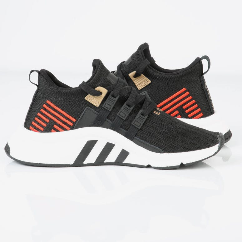 61d5dff1ef02 Adidas EQT Support Mid ADV J Black Black White – Culture Kings NZ