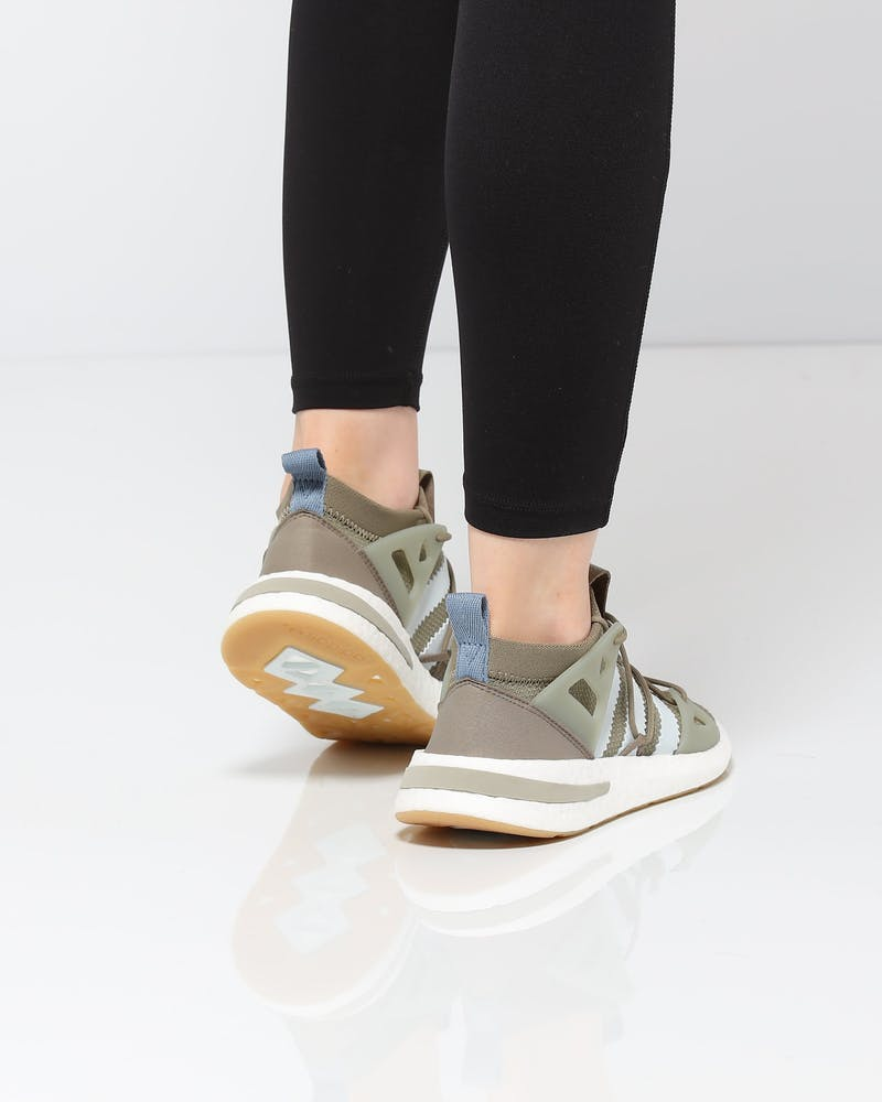 Adidas Women's Arkyn Olive/White