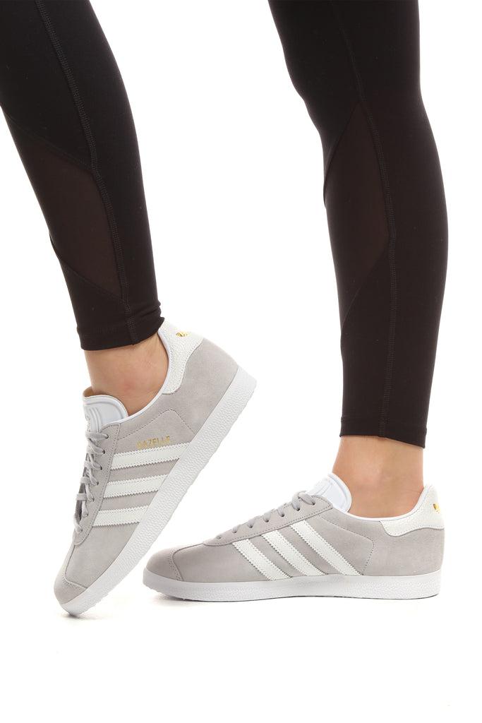 adidas women's gazelle dark yellow nz