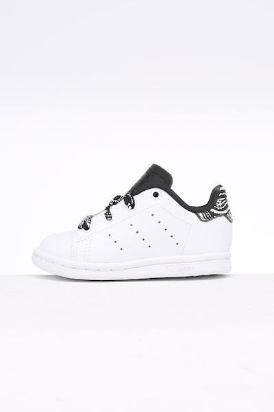 Adidas Toddler Stan Smith I White/White/Black