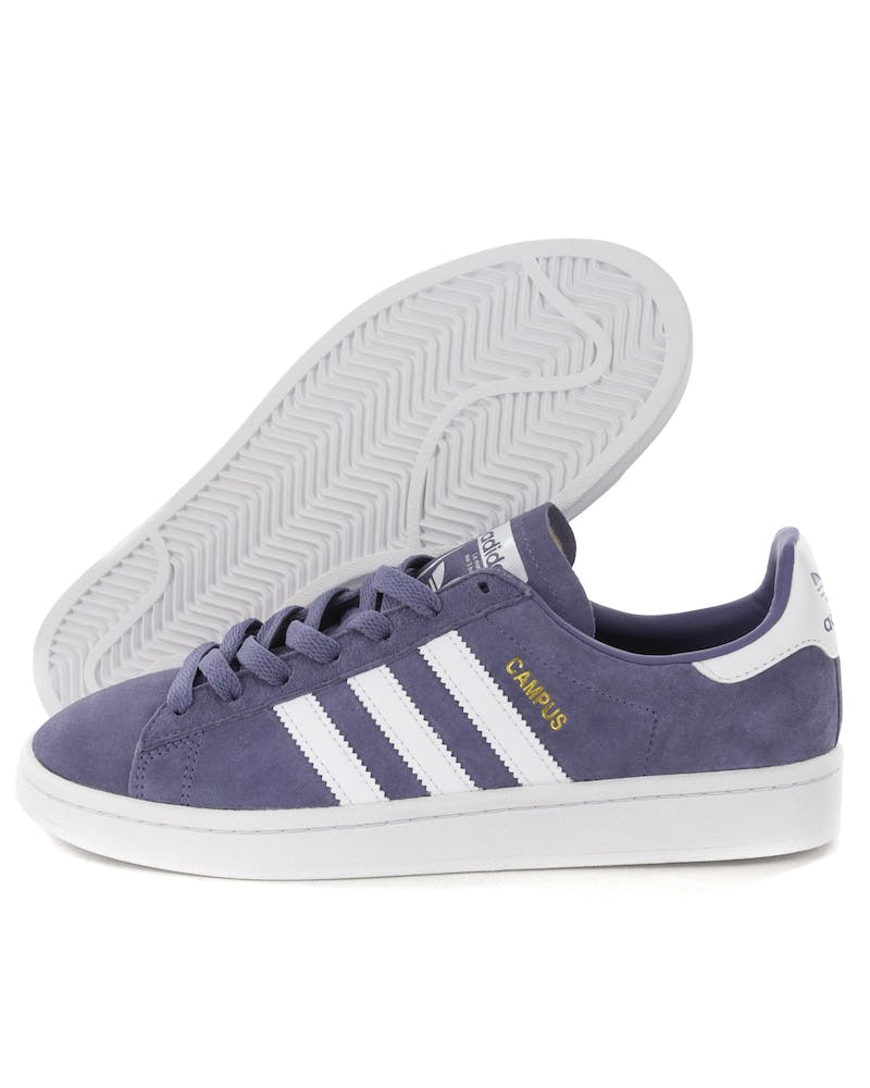 Adidas Campus Navy/White