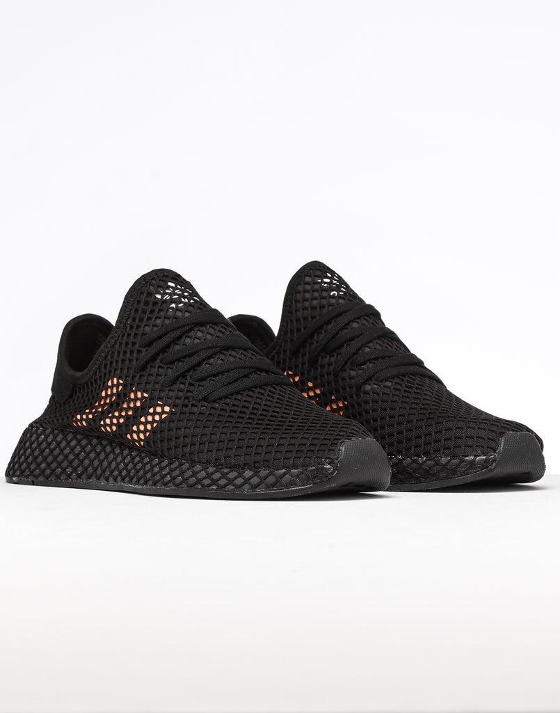 Adidas Deerupt Runner Black/Orange/White