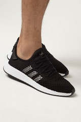Adidas Deerupt Runner Black/White/Black