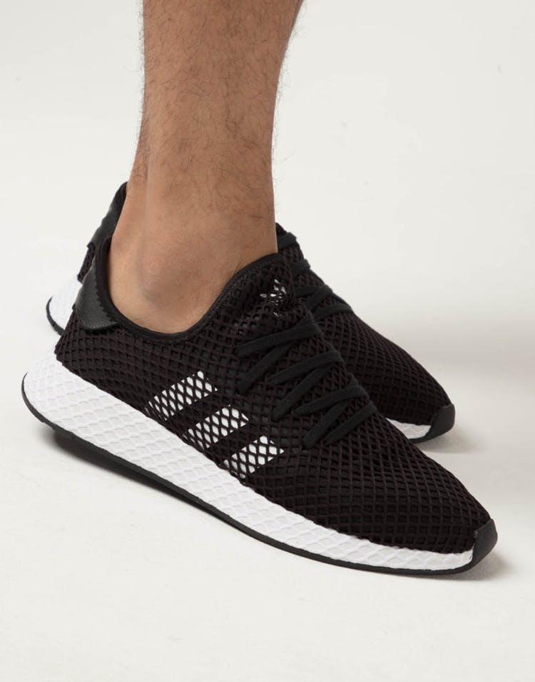 aa331e0ff Adidas Deerupt Runner Black/White/Black – Culture Kings NZ