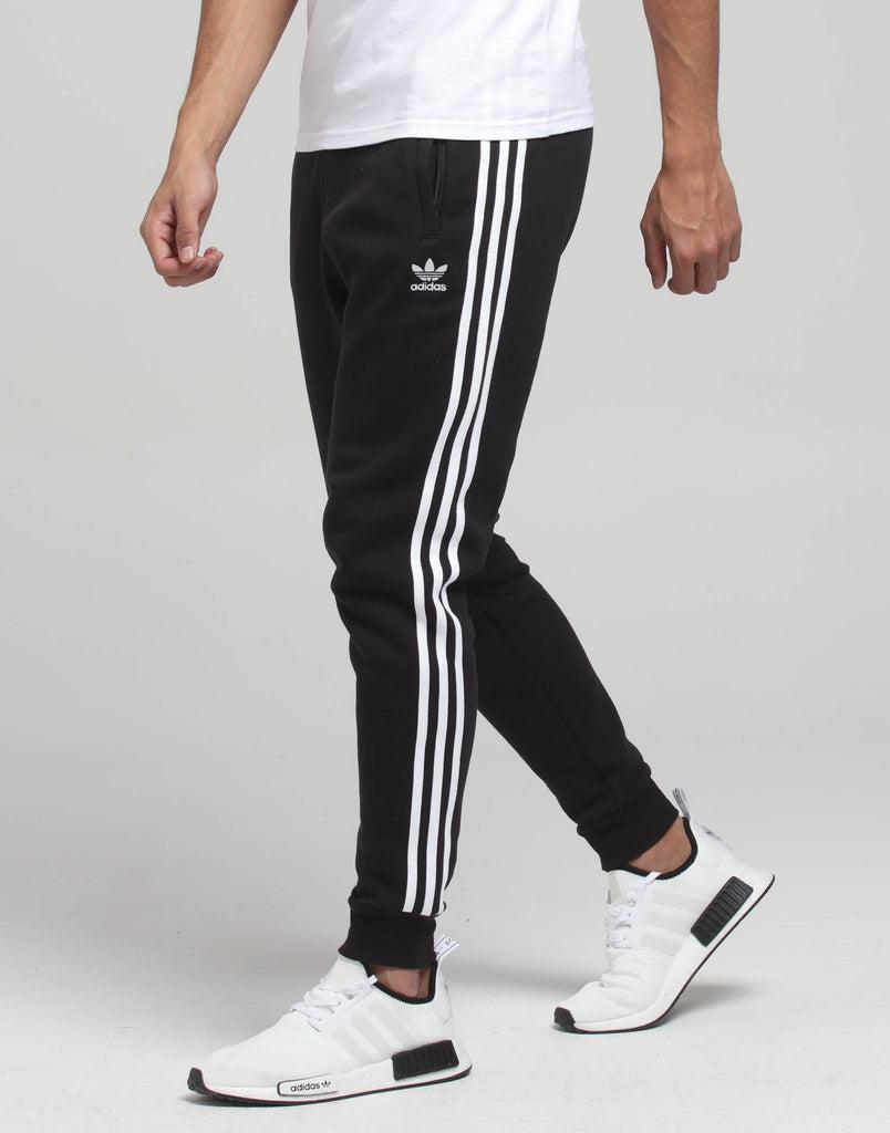 Adidas 3 Stripe Pant Marine Black