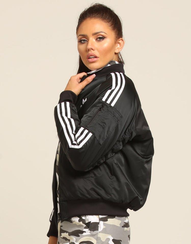 e33ac0889 Adidas Women's Bomber Jacket Black
