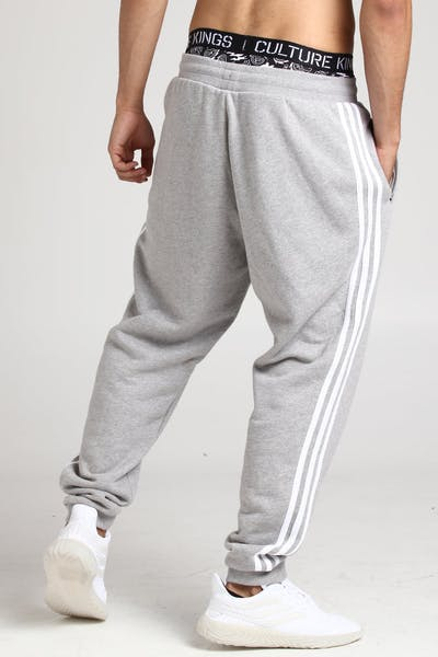 Adidas 3-Stripes Sweat Pants Grey