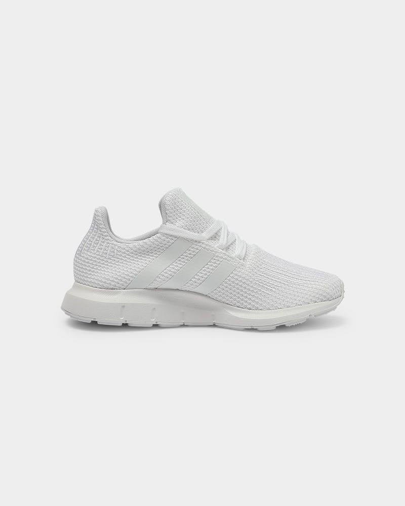 Adidas Kids Swift Run J White/White/White