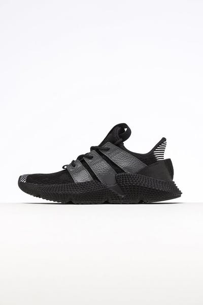 low priced 5ade2 513a1 Adidas Women s Prophere Black Grey