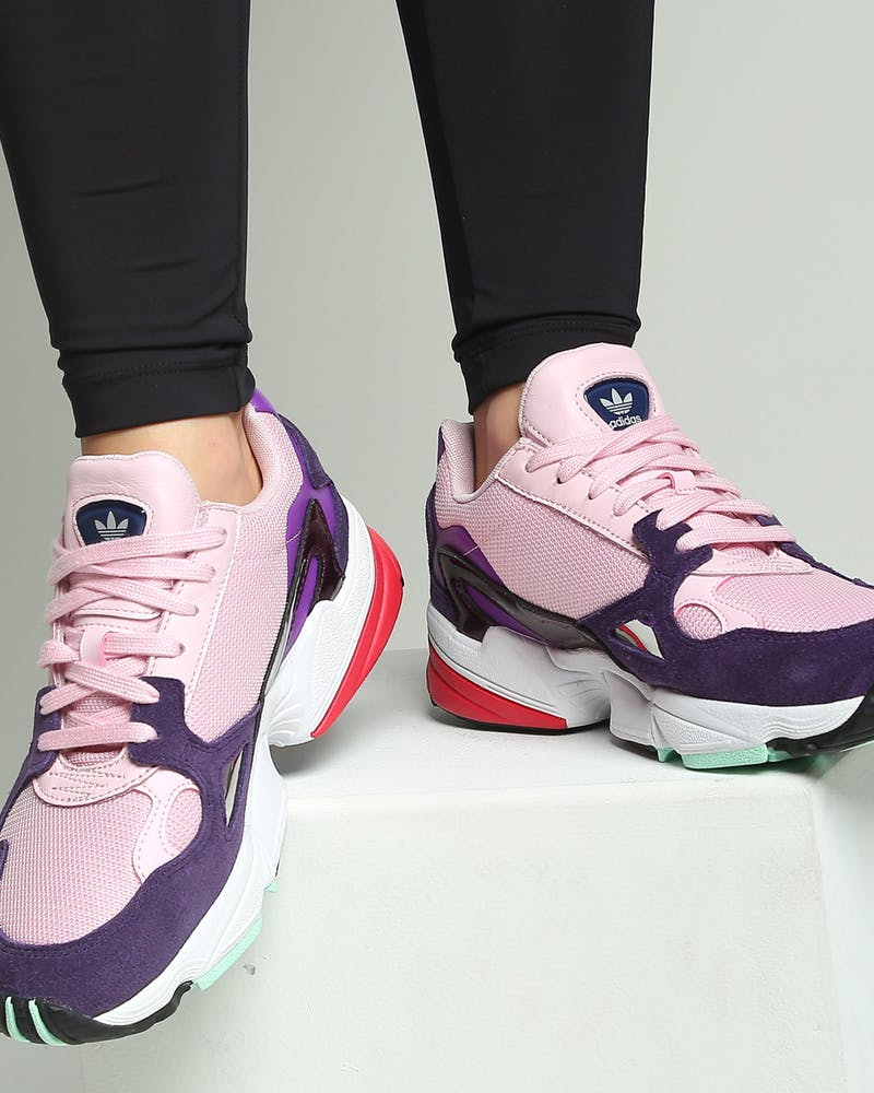 Adidas Women's Falcon Pink/Purple