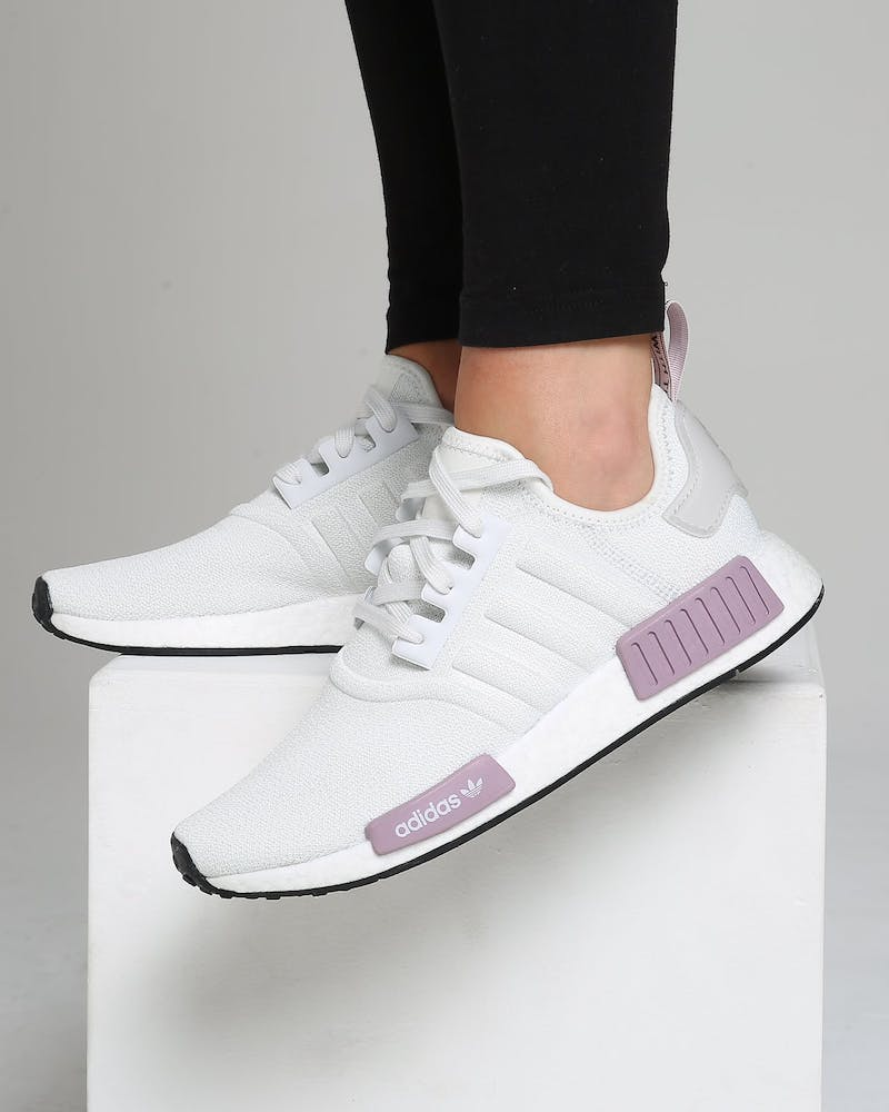 rose gold adidas nmd womens r1