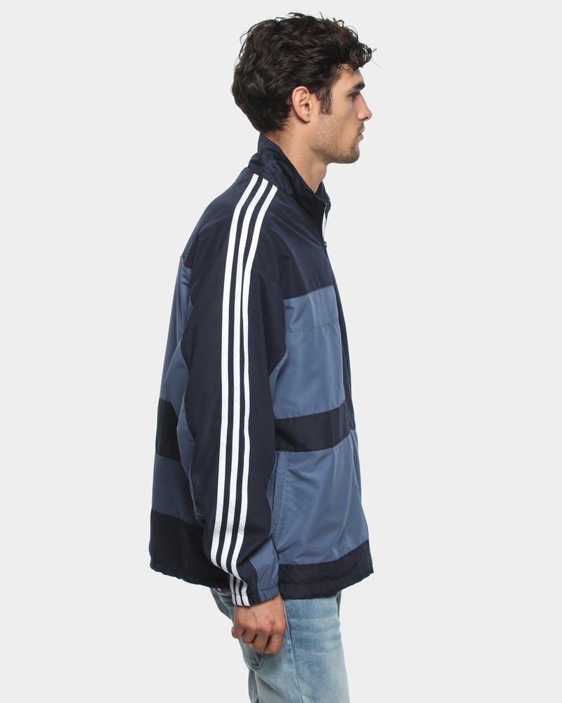 Adidas ASYMMETRICAL Track Jacket Ink