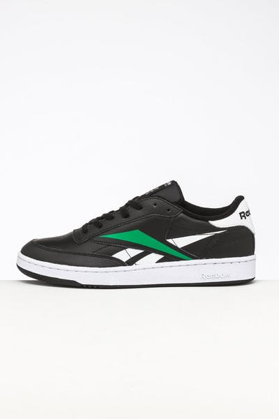 Reebok Club C Vector Black/White/Emerald