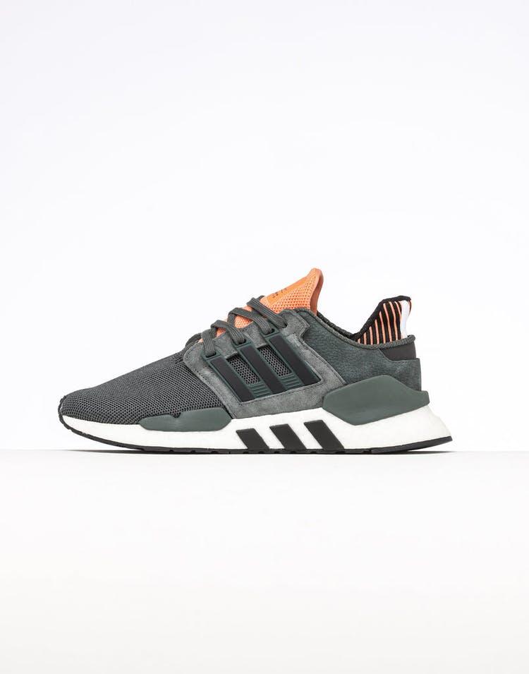 official photos 422b0 415f7 Adidas EQT Support EQT Support 91/18 Black/Orange