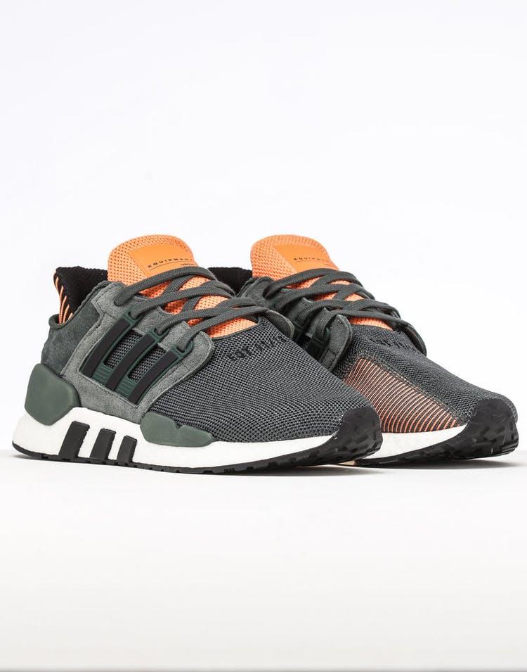 official photos 59a06 d4d47 Adidas EQT Support EQT Support 91/18 Black/Orange