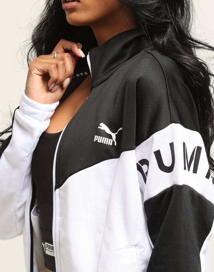 4dedae15d6df Puma Women s Puma XTG 94 Track Jacket White – Culture Kings NZ