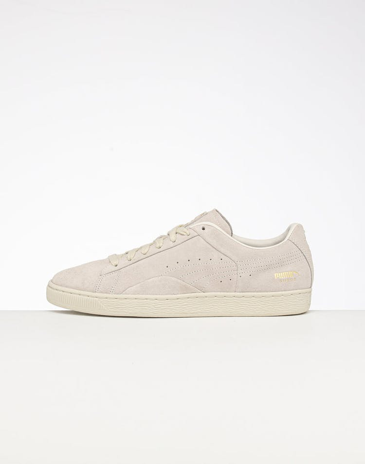 new style d2945 557af Puma Suede Notch White/Gold