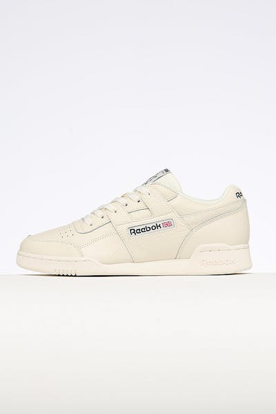 Reebok Workout Plus MU White/Blue