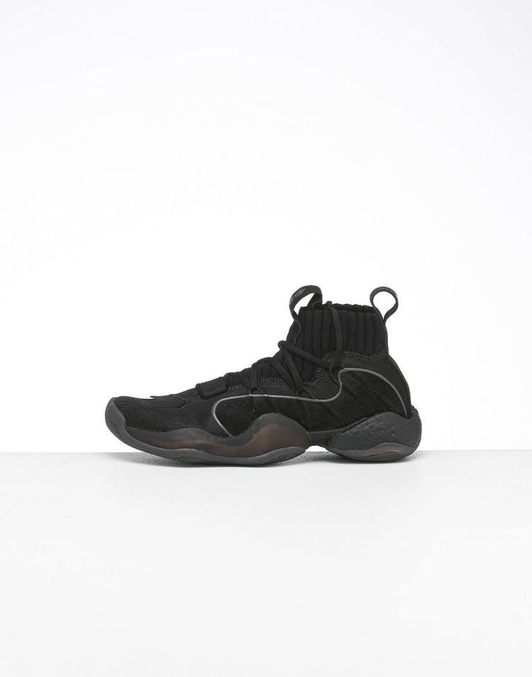 best sneakers 24d60 b4eb7 Adidas Crazy BYW X Black/Black