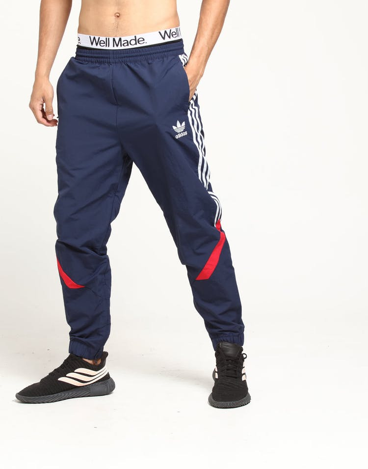 buy online f8768 9795b Adidas Sportive Track Pant Navy/Red