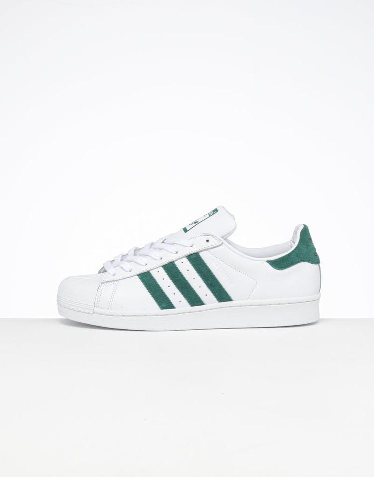 watch d7684 4eafb Adidas Superstar White/Green