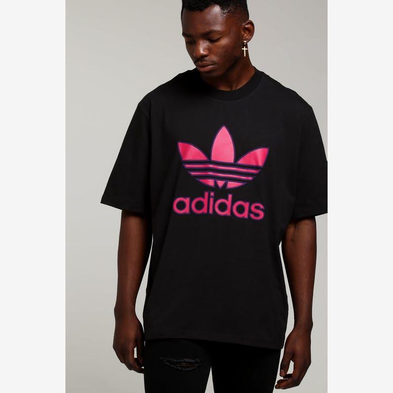 c2b3245d991 Adidas Trefoil Tee Black Purple Pink – Culture Kings NZ