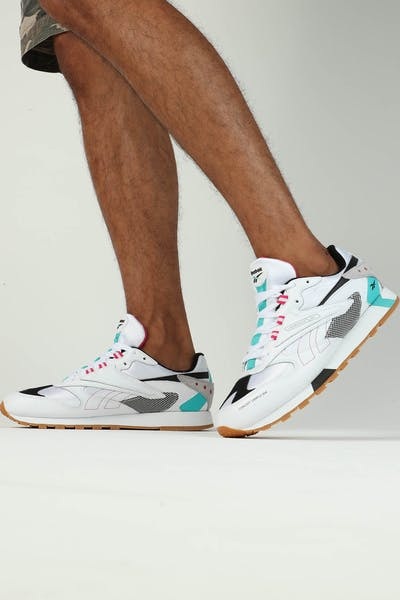 Reebok Classic Leather ATI 90S White/Teal/Black
