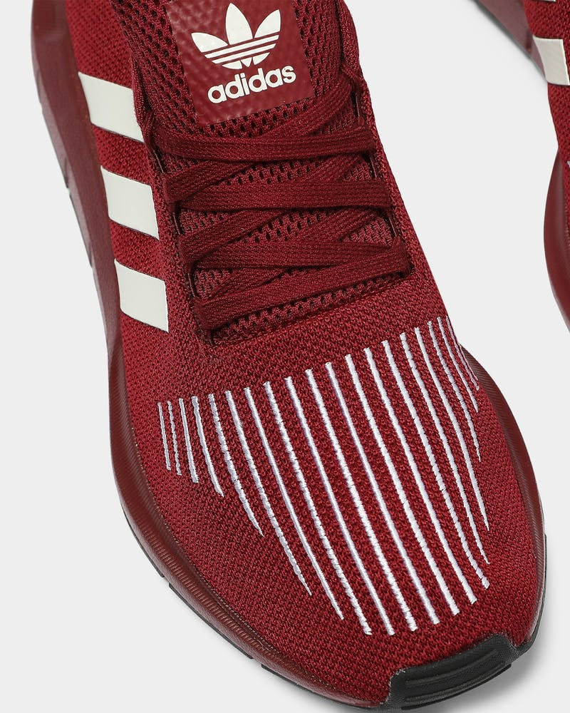 Adidas Swift Run Burgundy/White/Black