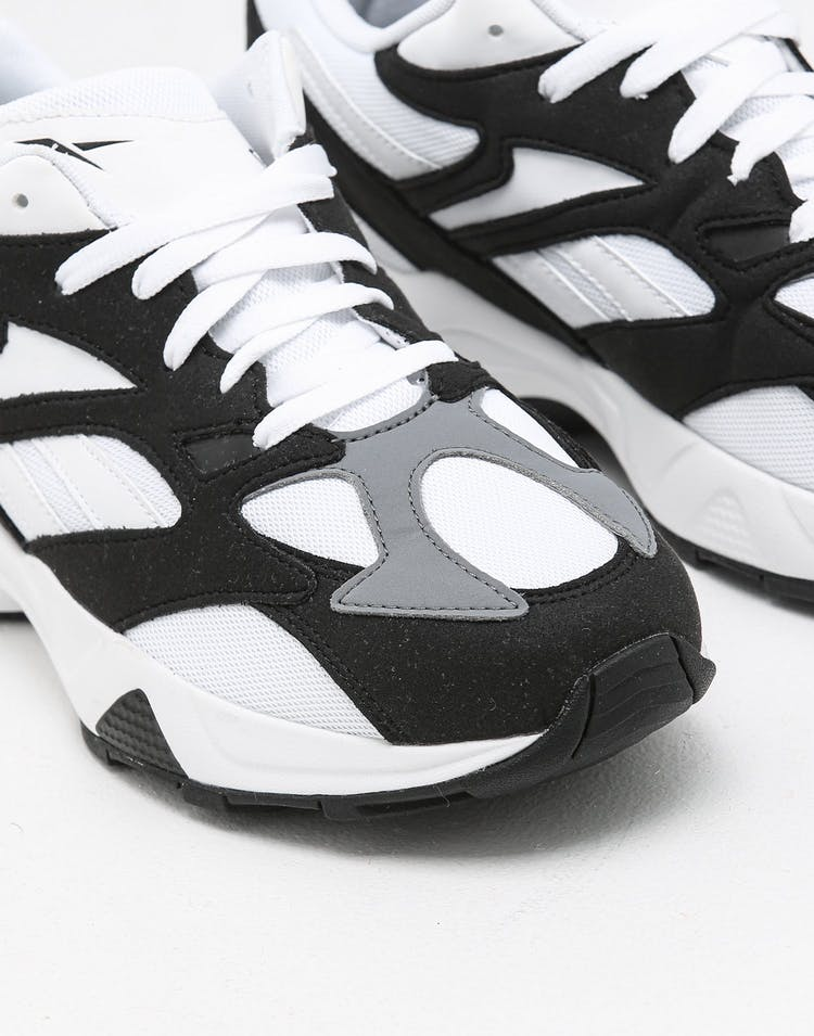 Reebok Aztek 96 Black/White/Grey