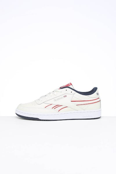 Reebok Revenge Plus MU Chalk/Navy/Red