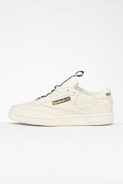 Reebok Club C 85 MU Chalk/Navy/Gold