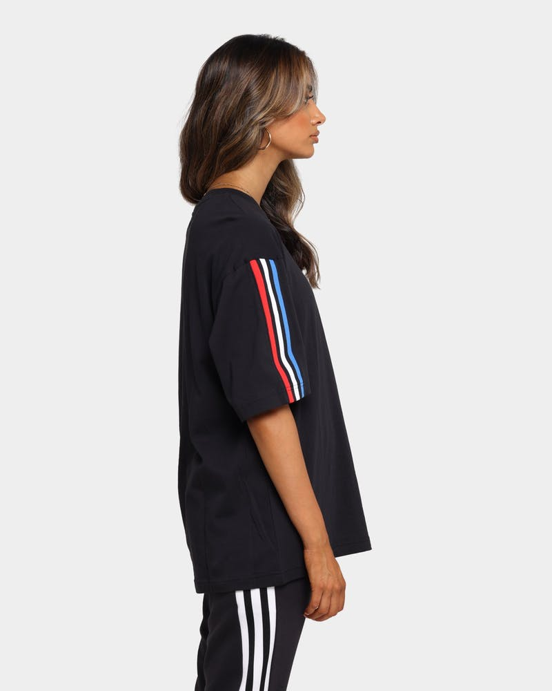 Adidas Women's Oversized T-Shirt Black