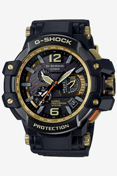 G-Shock GPW1000GB Gravity Master Black/Gold
