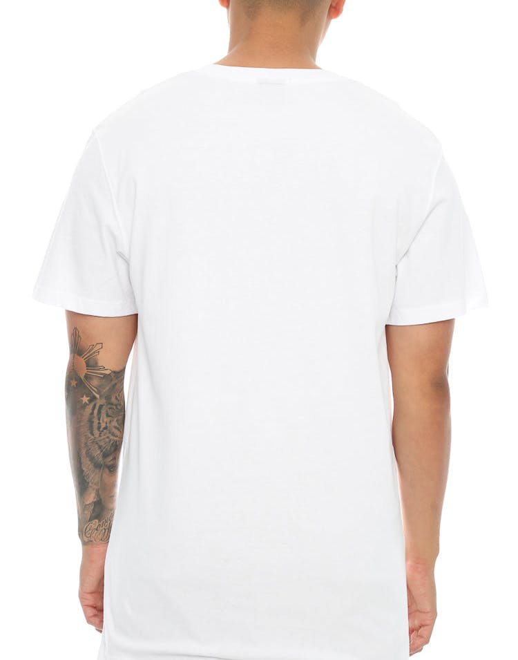 Drizzy Mini Head T White