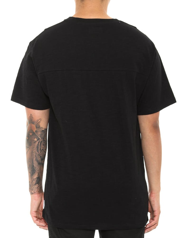 Diamond Supply Asscher Tee Black